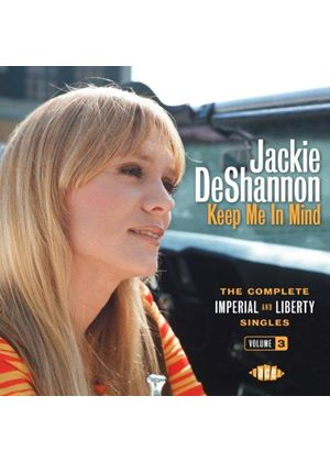Jackie DeShannon - Keep Me In Mind ( The Complete Imperial and Liberty Singles, Vol. 3) (Music CD)
