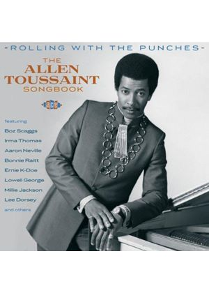 Various Artists - Rolling With the Punches (The Allen Toussaint Songbook) (Music CD)