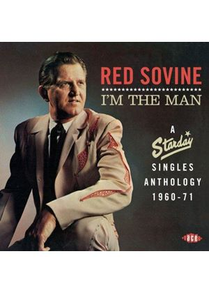 Red Sovine - I'm The Man (A Starday Singles Anthology 1960-71) (Music CD)