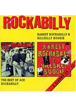 Various Artists - Rarest Rockabilly... (Music CD)