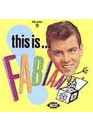 Fabian (50's) - This Is Fabian