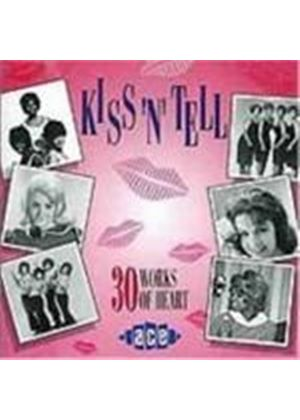 Various Artists - Kissntell (Music CD)