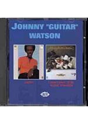 "Johnny ""Guitar"" Watson - Listen And I Dont (Music CD)"
