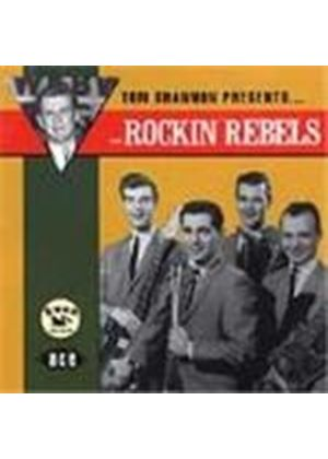 Rockin' Rebels (The) - Boogie Woogie Riot (Piano & Guitar Boogie Blues)