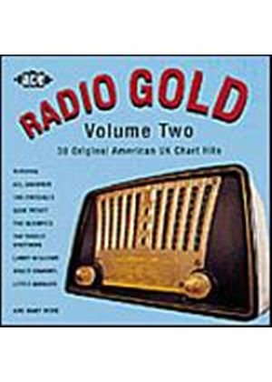 Various Artists - Radio Gold Volume 2 (Music CD)