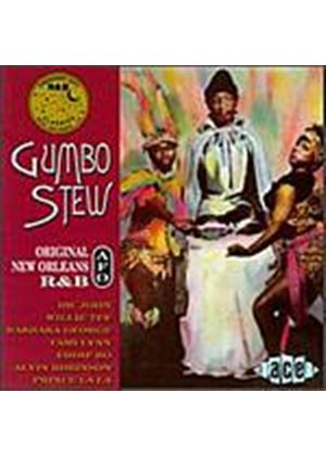 Various Artists - Gumbo Stew-New... (Music CD)