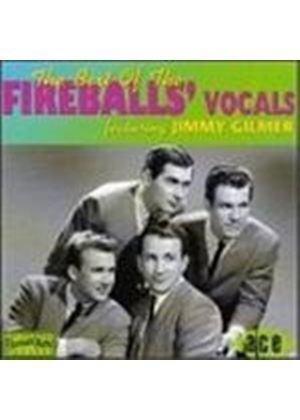 The Fireballs - Best Of The Fireballs - Feat. Jimmy Gilmer (Music CD)