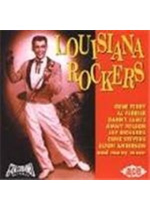 Various Artists - Louisiana Rockers