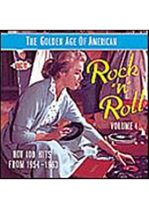 Various Artists - Golden Age Of Rock And Roll - Vol 4 (Music CD)