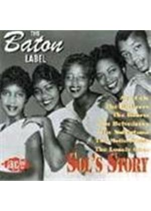 Various Artists - Sol's Story (The Baton Label)