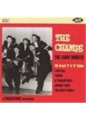 The Champs - Early Singles (Music CD)