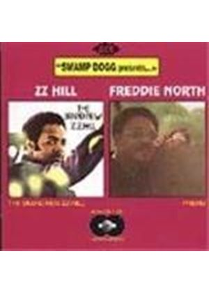 ZZ Hill/Freddie North - Brand New Z.Z. Hill, The
