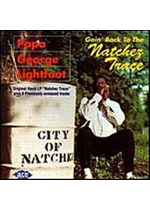 Papa George Lightfoot - Goin Back To The Nation (Music CD)