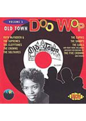 Various Artists - Old Town Doo Wop Vol. 5 (Music CD)