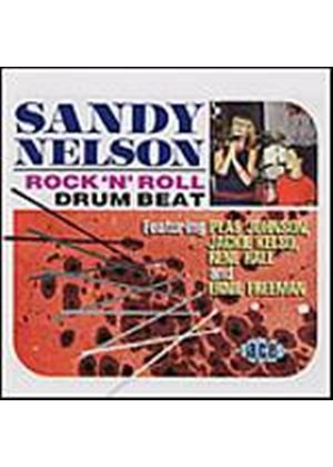 Nelson Sandy - Rock And Roll Drum Beat (Music CD)