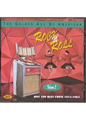 Various Artists - Golden Age Of American RnR Vol.5 (Music CD)