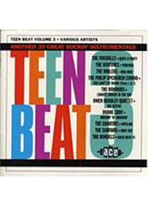 Various Artists - Teen Beat 3 (Music CD)