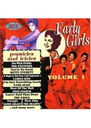 Various Artists - Early Girls - Vol 1 (Music CD)