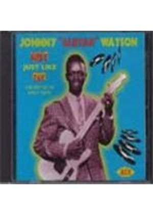 "Johnny ""Guitar"" Watson - Hot Just Like Tnt (Music CD)"