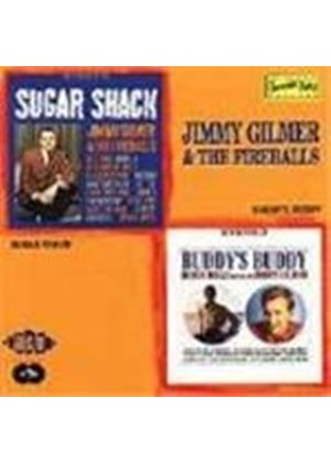 Jimmy Gilmer - Sugar Shack/Buddy's Buddy