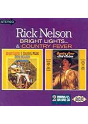 Rick Nelson - Bright Lights And Coun (Music CD)