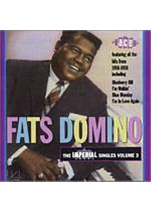 Fats Domino - Imperial Singles Vol 3 (Music CD)