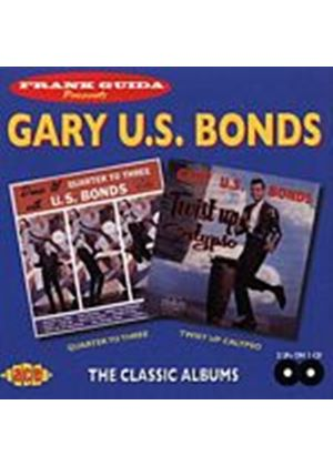 Gary U.S. Bonds - Quarter To 3/Twist U (Music CD)