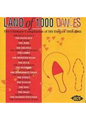 Various Artists - Land Of 1000 Dances (Music CD)