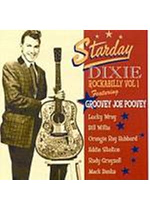 Various Artists - Starday Dixie Rockabillies (Music CD)