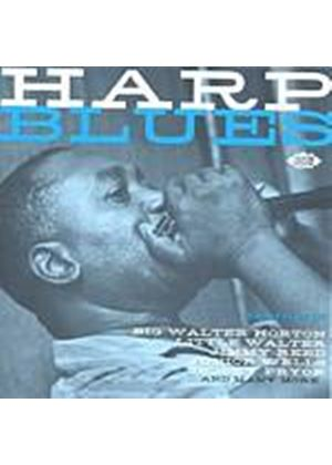 Various Artists - Harp Blue (Music CD)