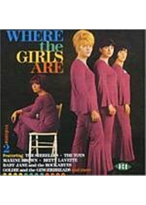 Various Artists - Where The Girls Are Vol. 2 (Music CD)