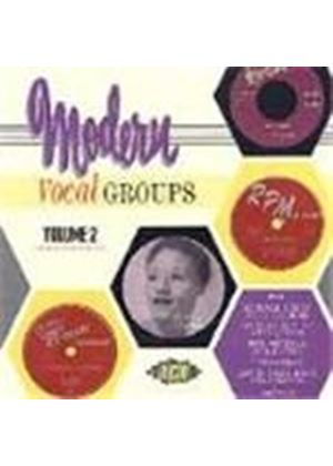 Various Artists - Modern Vocal Groups Vol.2