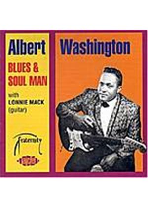 Albert Washington - Blues And Soul Man (Music CD)