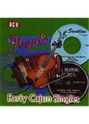 Various Artists - Floyd's Early Cajun Singles