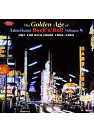 Various Artists - Golden Age Of American Rock n Roll - Vol 8 (Music CD)