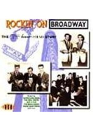 Various Artists - Rockin' On Broadway (The Time Brent Shad Story)