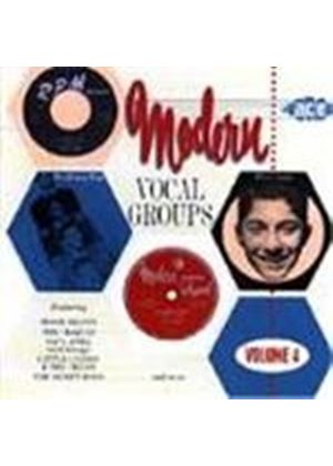 Various Artists - Modern Vocal Groups Vol.4