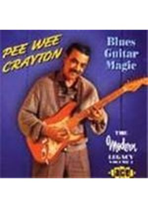 Pee Wee Crayton - Blues Guitar Magic (The Modern Legacy Vol.2)