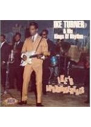 Ike Turner And The Kings Of Rhythm - Ikes Instrumentals (Music CD)