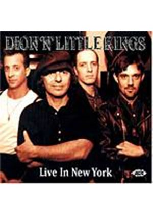 Dion N The Little Kings - Live In New York City (Music CD)