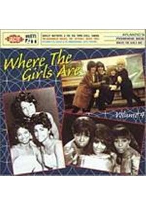 Various Artists - Where The Girls Are Vol. 4 (Music CD)