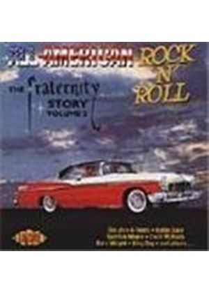Various Artists - All American Rock 'n' Roll From Fraternity Records Vol.2