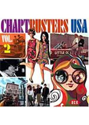 Various Artists - Chartbusters USA Vol. 2 (Music CD)