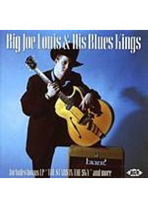 Big Joe Louis And His Blues Kings - BJL/Stars In The Sky (Music CD)