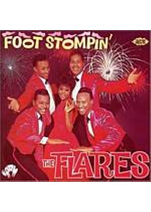 The Flares - Foot Stompin (Music CD)