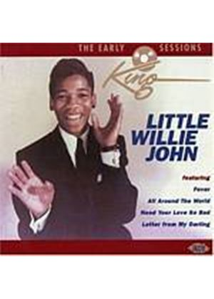 Little Willie John - The Early King Sessions (Music CD)