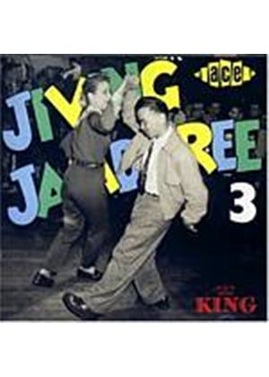 Various Artists - Jiving Jamboree Volume 3 (Music CD)