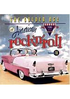 Various Artists - Golden Age Of American Rock n Roll Volume 10 (Music CD)