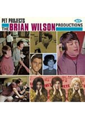 Various Artists - Pet Projects Brian Wilson (Music CD)