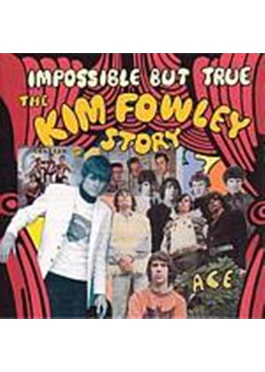 Various Artists - Impossible But True - The Kim Fowley Story (Music CD)